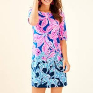 Lilly Pulitzer Lilah Dress Wild Child Engineered